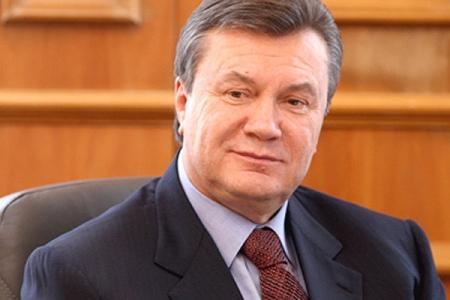 Янукович экс-президент Украины