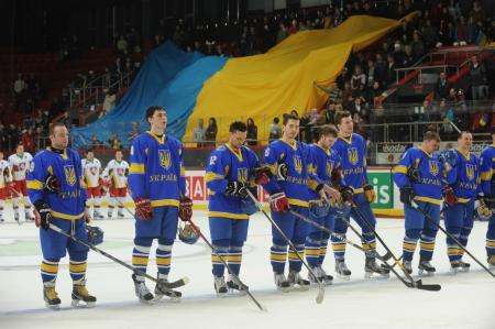 Молодежная сборная Украины по хоккею имеет все шансы прославиться на ЧМ в Венгрии