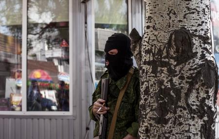Боевики ограбили склад «Донецквзрывпром»