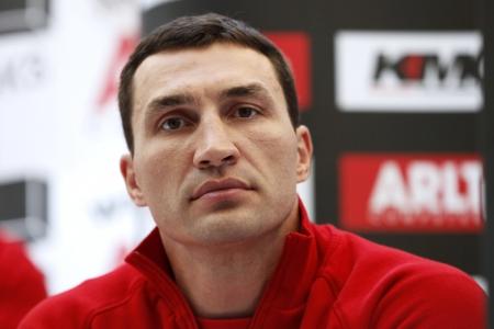 Владимир Кличко в номинантах на звание Лучшего боксера года
