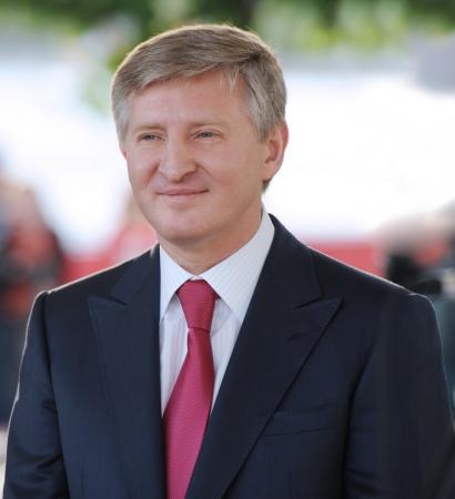 Меценат и миллиардер Ахметов Ринат Леонидович