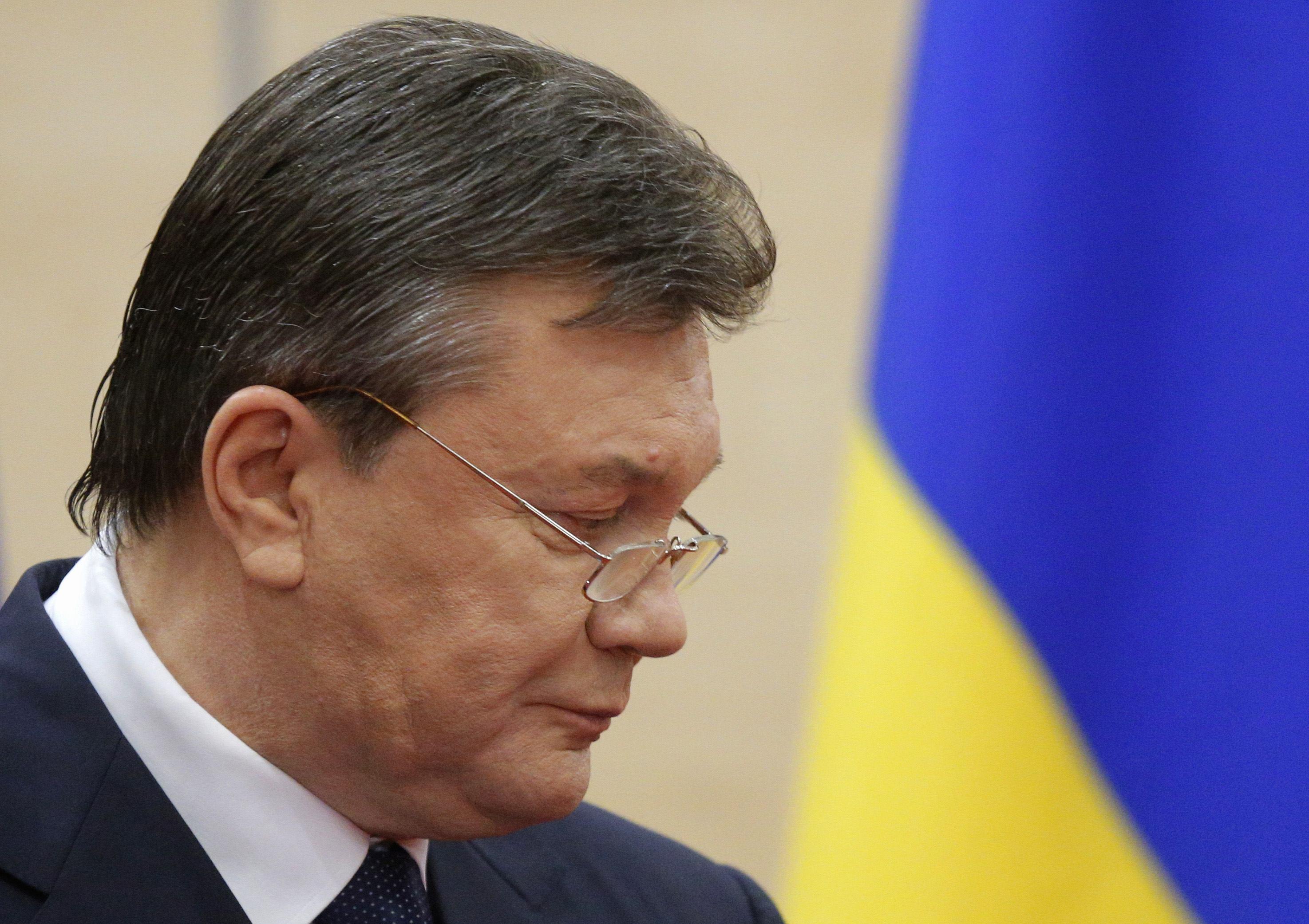 accused president viktor yanukovych - HD2949×2082
