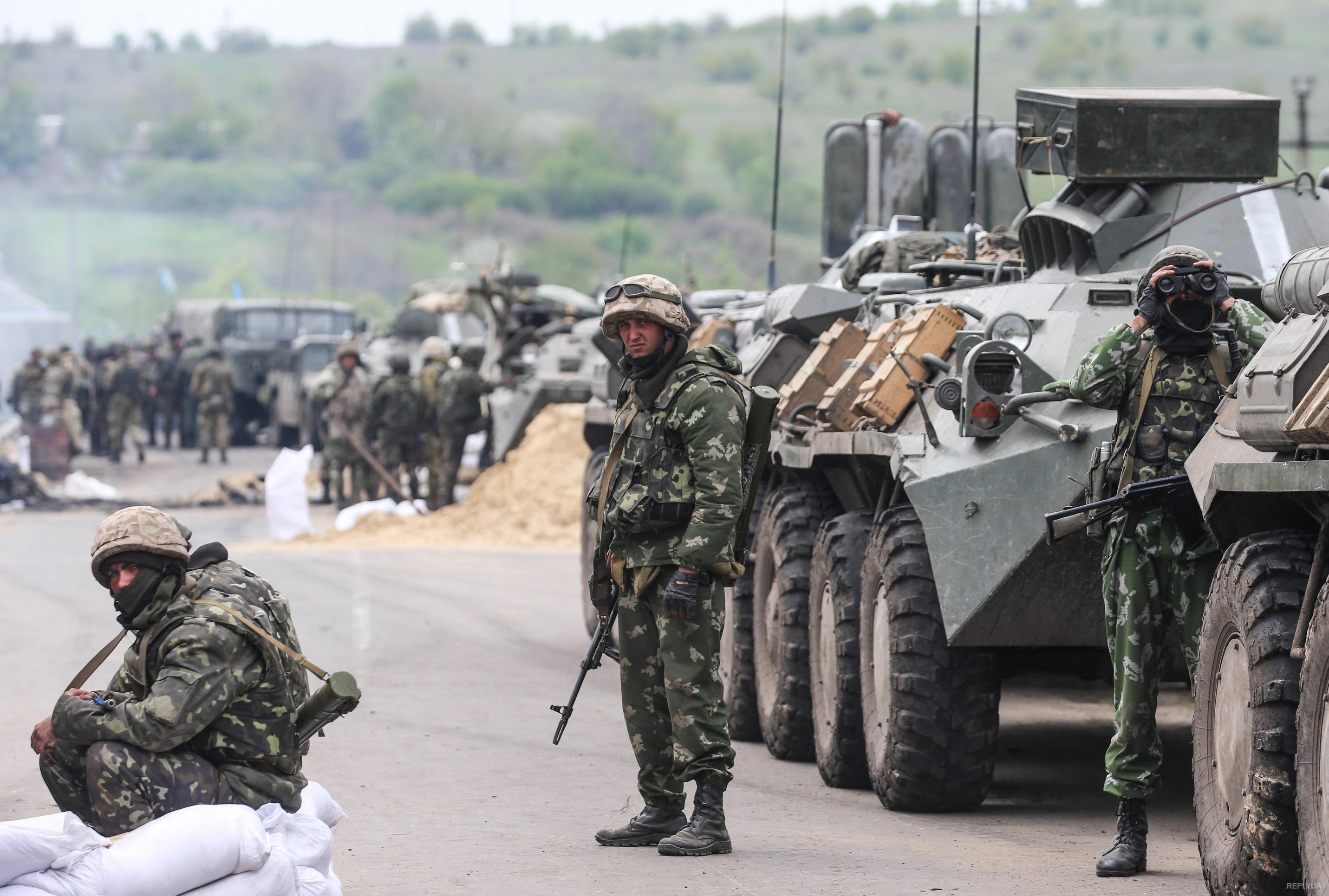 Киев планирует штурм Белгорода и объевление войны России
