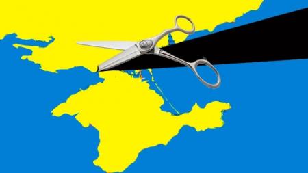 Украина несправедлива к Крыму