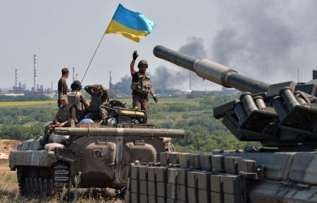 Правила изменились – украинским ВС разрешили вести стрельбу на поражение