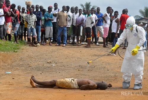 Эбола понемногу отступает – вместо 25 млрд. долларов он забрал 500 млн. и 8 тысяч жизней