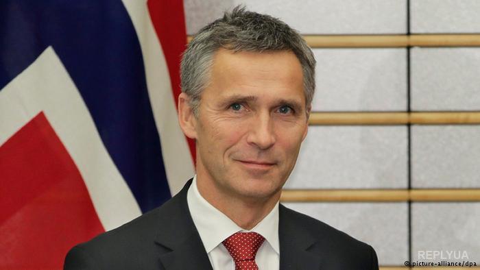 Украина иГрузия пока немогут стать новыми членами альянса— генеральный секретарь НАТО