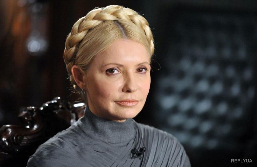 Тимошенко наспор пробежала 12 километров— вглобальной сети размещено видео