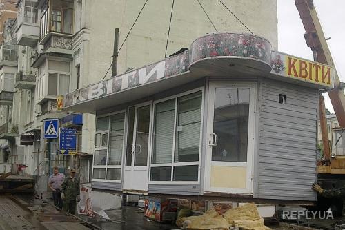 В столице нет места незаконным МАФам – уверен Виталий Кличко