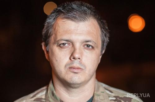 Семен Семенченко - полевой командир батальона «Донбасс»