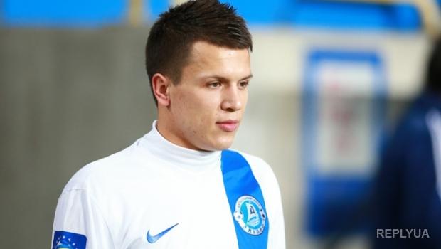 Талантливый футболист Евгений Коноплянка