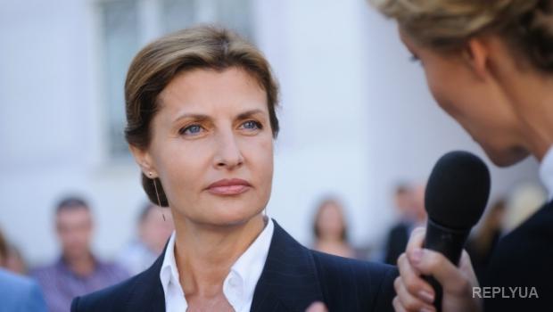 Первая леди Украины Марина Порошенко