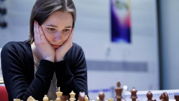 Мария Музычук стала лучшей шахматисткой в мире