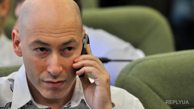 Журналист и политик Дмитрий Гордон