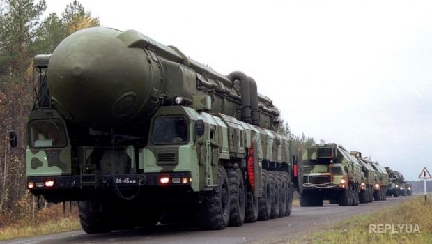 Кремль отправил на Донбасс ядерное оружие