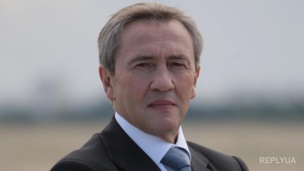 Банкир и общественный деятель Леонид Черновецкий