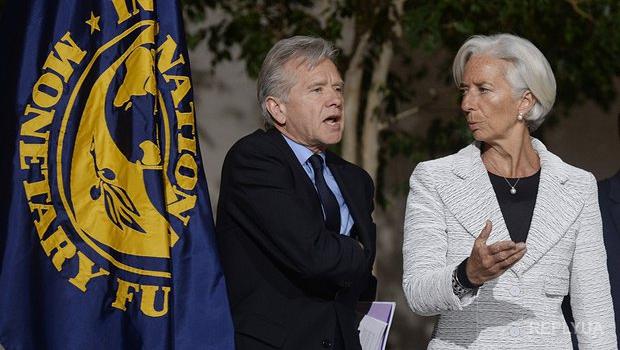 МВФ приезжает в Киев для пересмотра программы траншей