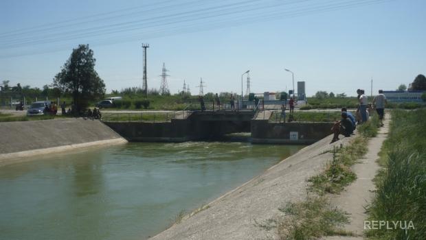 Северный Крым погибает без украинской воды