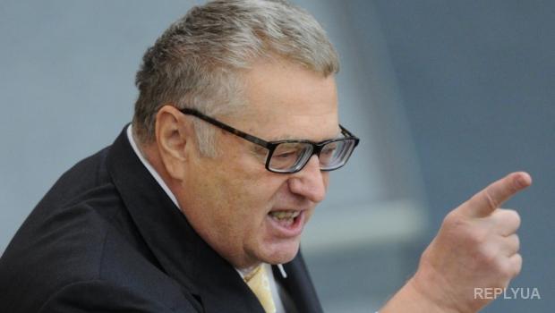 Жириновский: «республики» в Украине придумали американцы