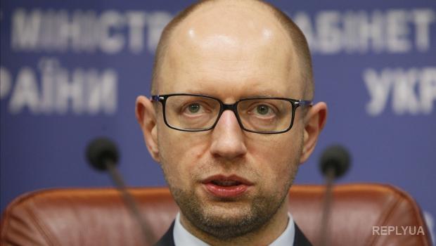 Яценюк ответил на вопрос о собственной отставке