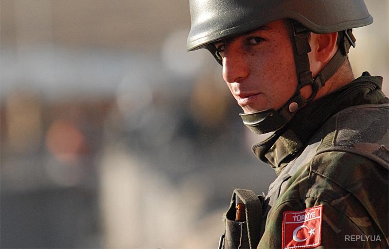 Турецкая армия нанесла авиаудары по позициям ИГ в Сирии