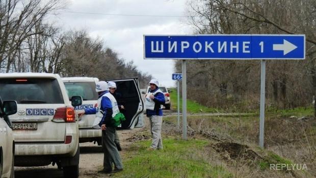 Украинцы поняли, для чего боевики «демилитаризовали» Широкино