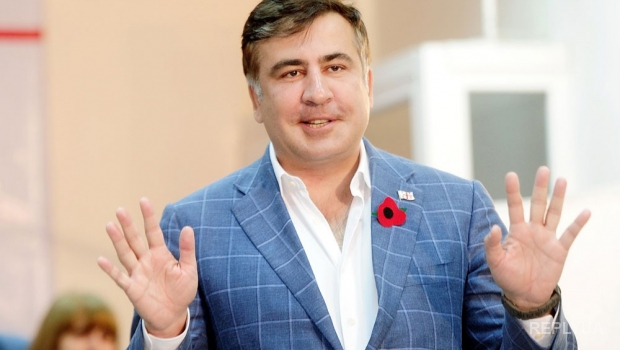 "Odessans believe Saakashvili, but experts call it ""spin doctor"""