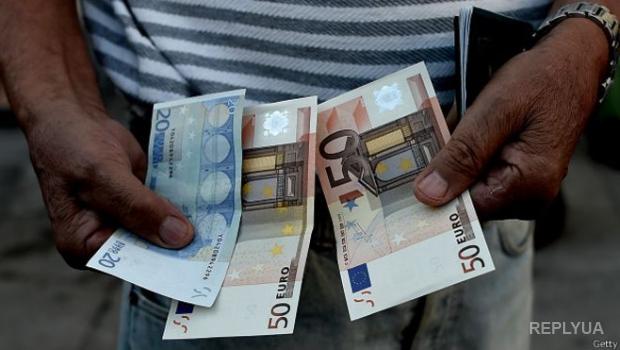 В Греции принят закон о запрете вывоза денег из страны