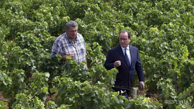 Фермеры Франции перекрыли дороги в страну из Европы