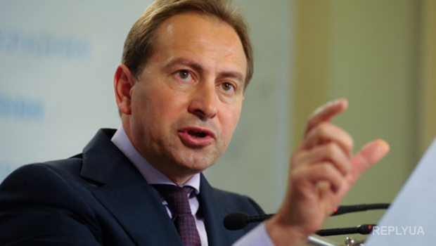 Нардеп Томенко подробно отчитался о своей деятельности в ВР за прошедшие две сессии