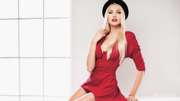Ольга Полякова доказала, что обладает роскошными вокальными данными