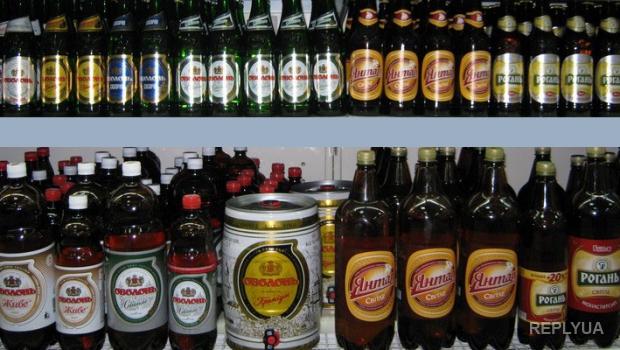 Компания «Оболонь» разрешила разливать ее пиво Московской пивоварне