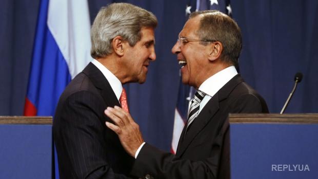Лавров и Керри запланировали встречу и темы переговоров