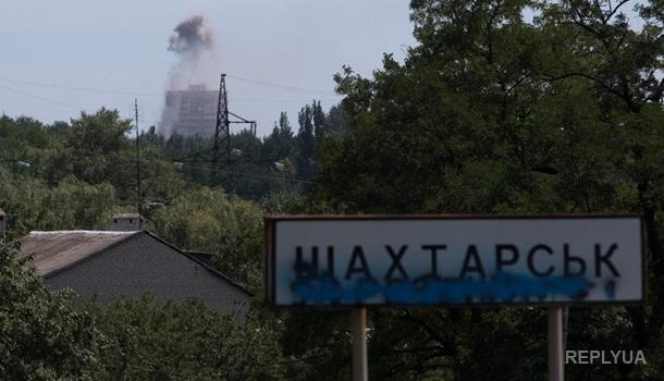 Террористы готовят к открытию памятник «ополченцам»