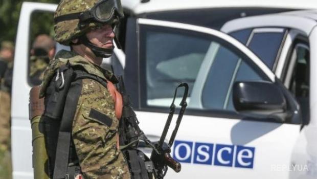 Сепаратисты стреляют в наблюдателей ОБСЕ, чтобы миссия покинула оккупированную территорию