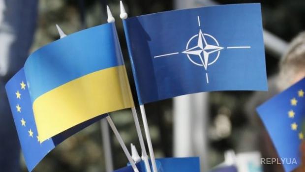 Украинцы не хотят вступления в НАТО