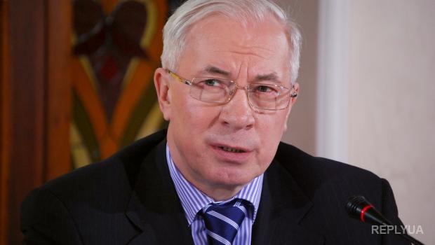 Генпрокуратура и СБУ должны квалифицировать действия Азарова