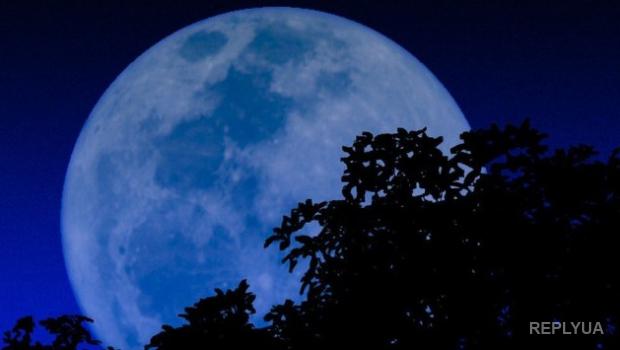 31 июля в небе появится Голубая Луна