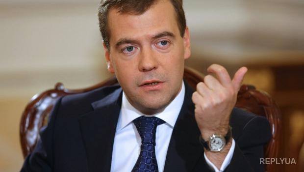 В РФ уничтожение импортной продукции будут снимать на видео по приказу Медведева