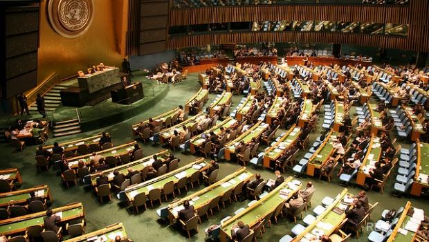 Голобуцкий объяснил сложности по созданию международного трибунала через Генассамблею ООН