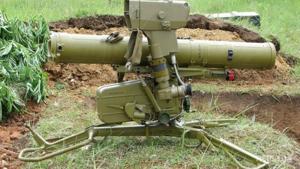 Сепаратисты похвастались новыми ракетами из России