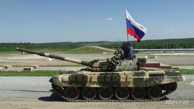 После «оплеухи» под Горловкой российские танкисты требуют вернуть их домой