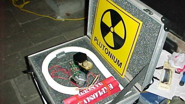 Террористы под руководством российских спецов делают «грязную бомбу»