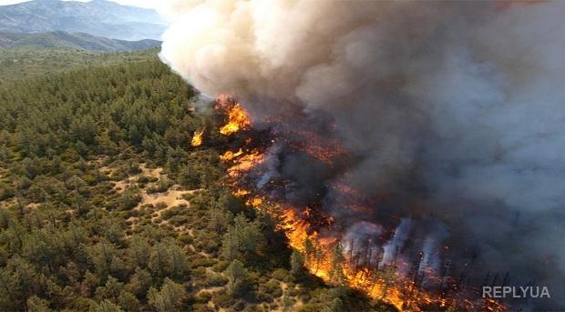В Калифорнии объявили чрезвычайное положение