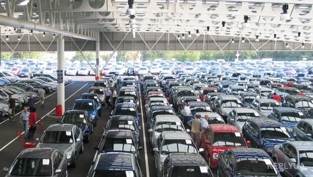 Украинский авторынок набирает обороты – растет количество автовладельцев