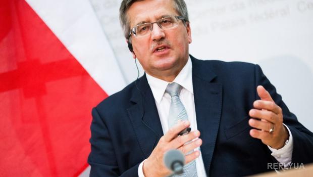 Президент Польши подписал указ об упрощении въезда в страну граждан Украины