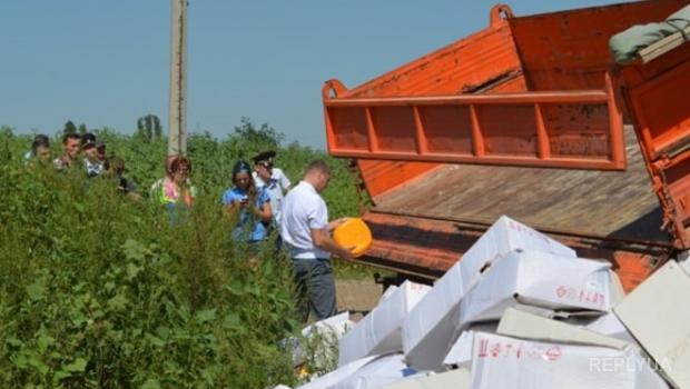 Рабинович перечислил все последствия указа Путина об уничтожении продуктов