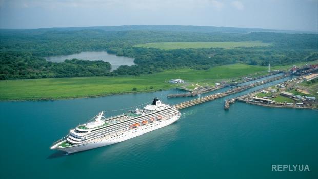 Панамский канал пересыхает из-за сильной засухи