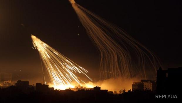 ОБСЕ подтвердило применение террористами запрещенных фосфорных бомб
