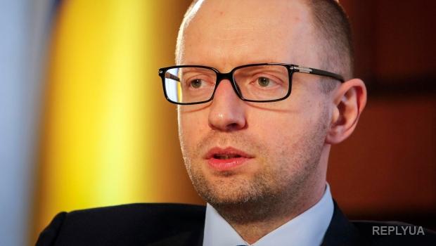 Яценюк озадачил ГФС и Госземагентство, пригрозив разгоном